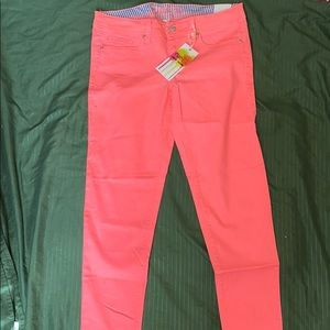 Rue21 pink skinny jeans